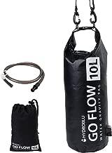 go flow water gravity bag