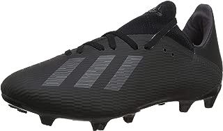 Men Football Shoes Boots Studs X 19.3 FG Soccer Cleats Black New