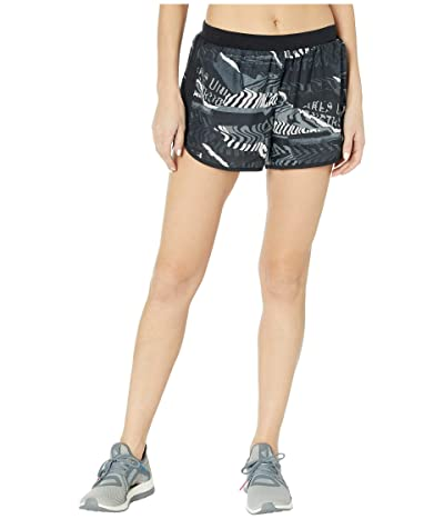 adidas M20 City Clash Shorts (Black/Grey One/Grey Six) Women