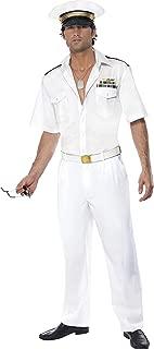 Top Gun Captain Costume Man Fancy Dress