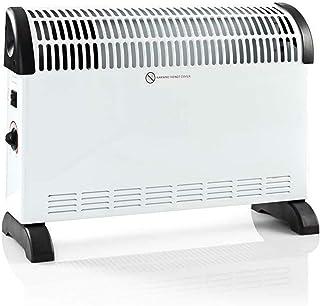 tronicxl Turbo Versión convección calefactor 75012502000W Calefactor Radiador Calefactor eléctrico