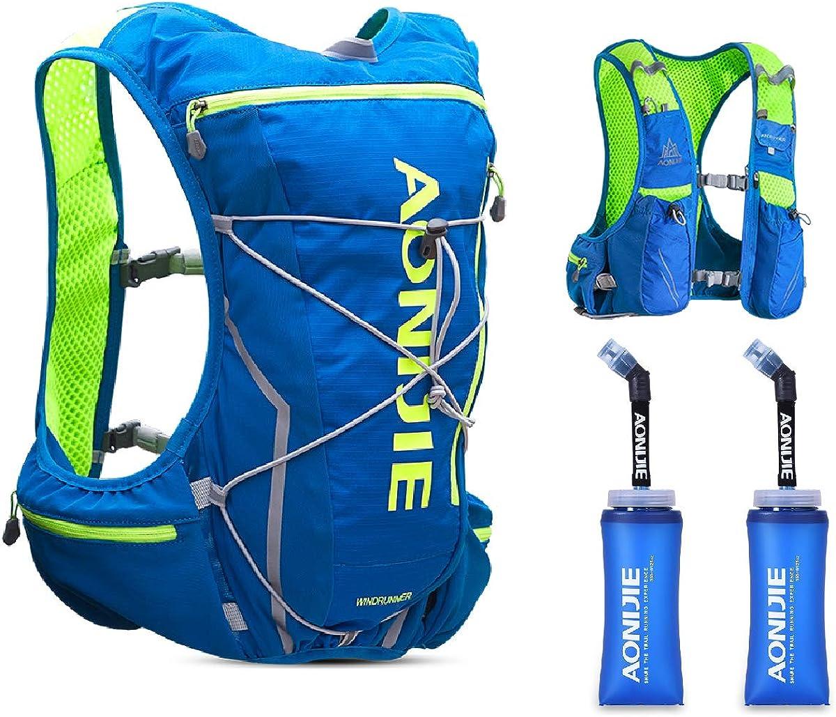 JEELAD Hydration Vest 5L Backpack Direct sale of manufacturer Pack R Trail Running OFFicial mail order
