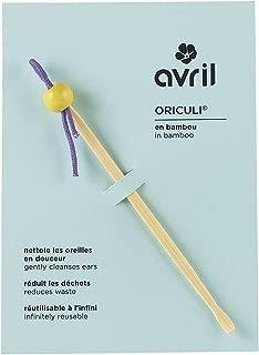 AOLVO Curette de Cire doreille en Acier Inoxydable pour Cure-Oreilles Curette Curette Outil de Nettoyage