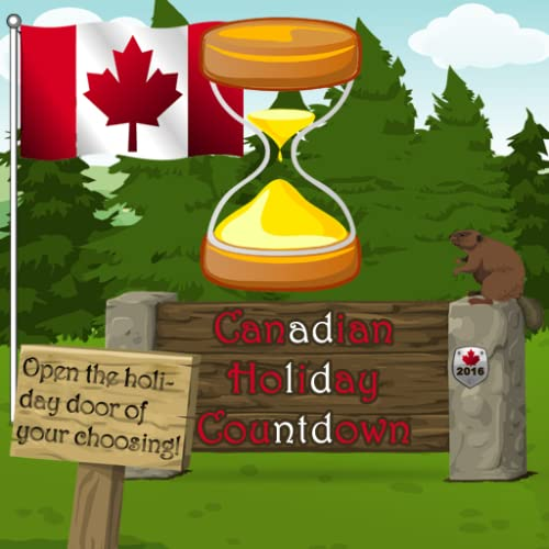 Canadian Holiday Countdown