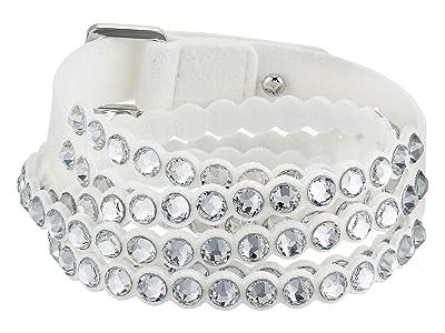 Swarovski Power Collection Bracelet (White/Gray) Bracelet