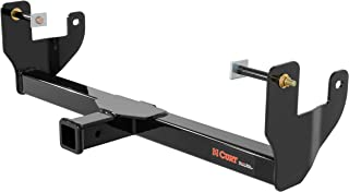 CURT 31068 Front Hitch with 2-Inch Receiver, Fits Select Ford Expedition, Ford F-150, Lincoln Navigator