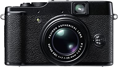 Fujifilm X10 12 MP EXR CMOS Digital Camera with f2.0-f2.8 4x Optical Zoom Lens and 2.8-Inch LCD