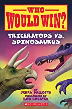 Triceratops vs. Spinosaurus (Who Would Win?) (16)