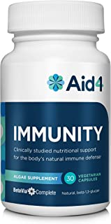 Sponsored Ad - Aid4 Immunity | Superfood Immune Health Support from Algae (Beta 1,3-Glucan)