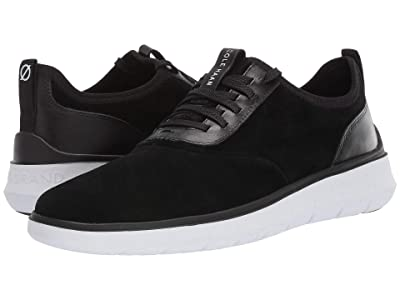 Cole Haan Generation Zerogrand Sneaker (Black Suede Optic White) Men
