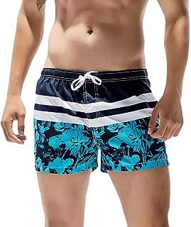 Men's Short Trunks Casual Quick Dry Summer Beachwear Surfing Swimming Bathing Suit