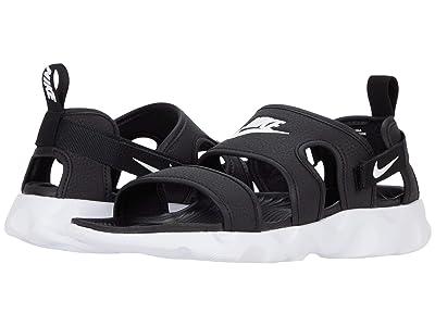Nike Owaysis (Black/White) Women