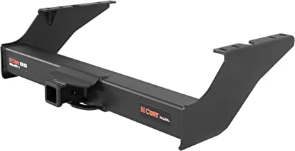 CURT 15410 Xtra Duty Class 5 Trailer Hitch 2-Inch Receiver, for Select Ford F-250, F-350, F-450 Super Duty
