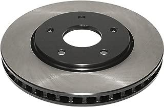 DuraGo BR90052402 Front Vented Disc Premium Electrophoretic Brake Rotor