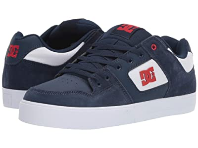 DC Pure SE (Navy/Red) Men