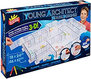 Slice Scientific Explorer Young Architect House Designer Novelty