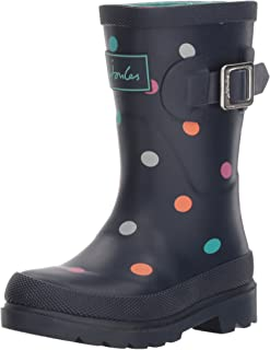 حذاء المطر JNRGIRLSWLY للأطفال من جولز