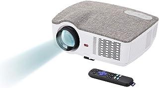 Onn Projector 720p Portable w/ Roku Streaming Stick Interfaces: 2x HDMI, 1 x VGA, 2 x USB