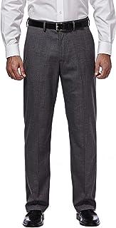Men's Sharkskin Premium Classic-Fit Stretch Suit Separate...