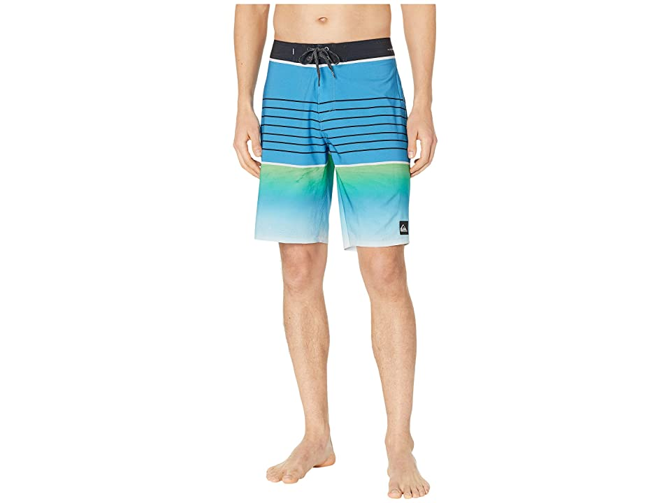 Quiksilver Highline Slab 20 Boardshorts (Malibu) Men