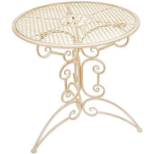 Metal Garden Table Amazon Co Uk