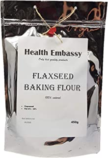 Harina de Linaza 450g / Flaxseed Baking Flour 450g - Health