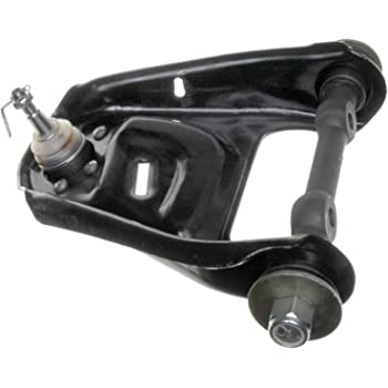 ACDelco 45D1074 Professional Front Passenger Side Upper Suspension Control Arm and Ball Joint Assembly