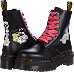 Jadon Hello Kitty & Friends Leather Platform Boot