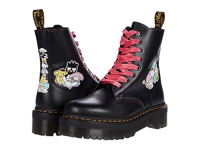 Dr. Martens Jadon Hello Kitty Friends Leather Platform Boot