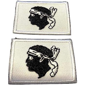 U24/Badges Norv/ège drapeau thermocollant patch 9/x 6/cm
