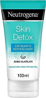 Neutrogena Skin Detox Gel Exfoliante Refrescante con Ácido Glicólico Todo Tipo de Piel 150 ml