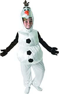 Rubie's Official Disney Frozen Olaf, Child Costume - Medium Ages 5 - 6 Years