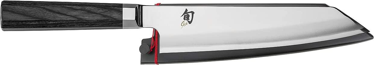 Shun VG0014 Blue 8-Inch Kiritsuki Knife