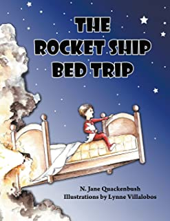 The Rocket Ship Bed Trip