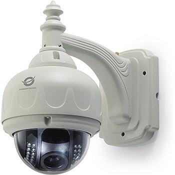 C/ámara de vigilancia IP, Interior, Bullet, Al/ámbrico, Negro, Escritorio Conceptronic CIPCAM1080PTIWL IP Interior Bullet Negro