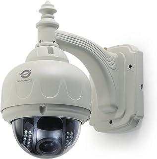 Conceptronic Camara IP 720P INSTALACION QR WiFi LED Interior/Exterior Cloud