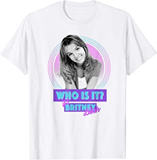 Britney Spears - Who is it? T-Shirt
