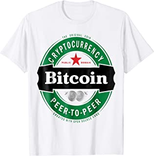 Bitcoin 2017 btc logo tshirt