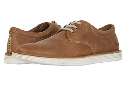 Clarks Forge Vibe (Tan Leather) Men