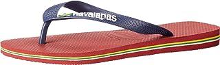 Havaianas Men's Top Logo Filete Flip Flop Sandal