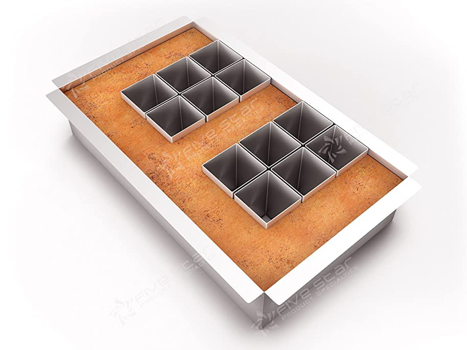 Jubilee Alphabet Cake Pan with Letter and Number Diagrams