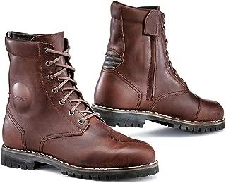 TCX Boots Men's Hero Waterproof Boots (W/P Vintage Brown, Size 40/Size 7)