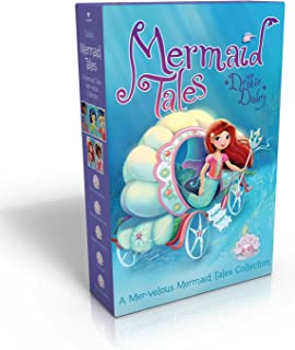 A Mermaid Tales Mer-Velous Collection Books 6-10: The Secret Sea Horse; Dream of the Blue Turtle; Treasure in Trident Cit...
