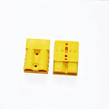 Battery Quick Connector Kit 50A 8AWG Plug Connect Disconnect Winch Trailer RED BT0057-1 X-Haibei 10 5 pair