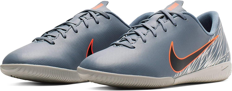 Nike JR Mercurial VaporX 12 Academy GS IC Soccer Shoes