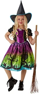 Rubies Horror & Gothic Costumes For Girls, Violet, 3-4 Years