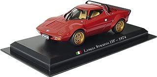 ランチアストラトスHF - 1974ダイキャスト1/43モデル Lancia Stratos HF - 1974 diecast 1:43 model (Amercom SD-18)
