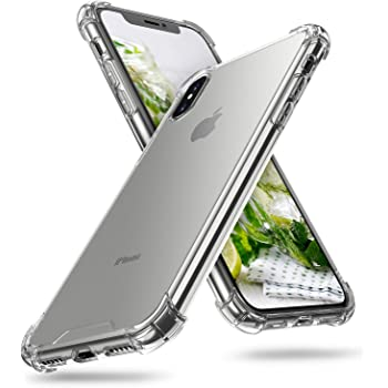 ORIbox Case Compatible with iPhone Xs max Case, with 4 Corners Shockproof Protection