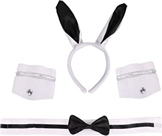 Spooktacular All-Ages Costume Accessories with Headbands, Bowties, Cuffs, Tails Sets