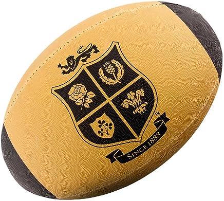 64496b15b16c3 British & Irish Lions 2017 Ed. Limitée - Ballon de Rugby Rétro - Marron/